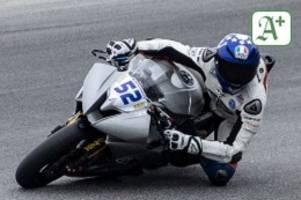 Hamburg-Altenwerder: 120 statt 50 km/h: Frau fährt Rennen mit Supersport-Motorrad