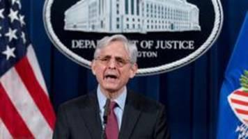 US-Justiz will Polizei von Minneapolis prüfen