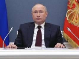 Russland: Moskau sendet Zeichen der Entspannung