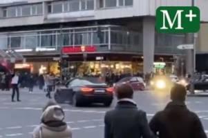 Gericht: Prozess gegen Maserati-Drifter in Berlin verschoben