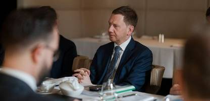 Michael Kretschmer telefoniert mit Wladimir Putin – und weist Sorgen von Heiko Maas zurück
