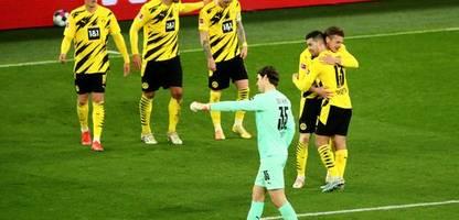 Borussia Dortmund gewinnt gegen Union Berlin und setzt auf seine Oldies