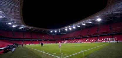 Fußball-EM: Bilbao darf wohl kein Gastgeber mehr sein