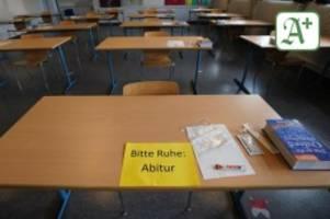 Bildung: Prüfungen beginnen für zweiten Corona-Abi-Jahrgang