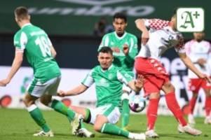 Fußball: Veljkovic fällt gegen Union Berlin mit Nasenbeinbruch aus