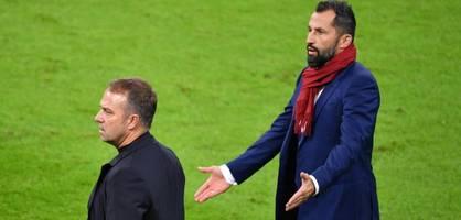 FC Bayern verurteilt Hetze gegen Salihamidzic