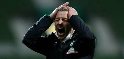 Plötzlich im Abstiegskampf - Werder hat ein Qualitätsproblem