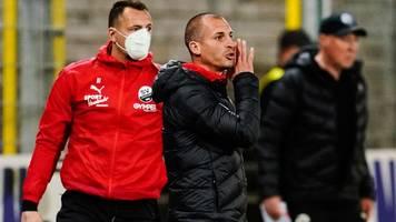 Nach zwei Wochen Quarantäne: Sandhausen besiegt den HSV