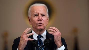 Klimakrise: Biden legt hohes ehrgeiziges Klimaziel für USA fest