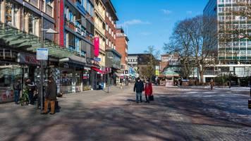 schleswig-holstein regelt Öffnung für einzelhandel ab montag neu