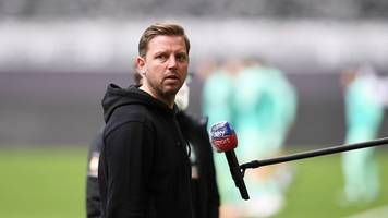 Werder-Boss Baumann stützt Kohfeldt: Der richtige Trainer