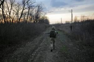 Russland gibt Abzugsbefehl an ukrainischer Grenze