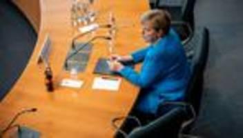 Angela Merkel: Einsatz für Wirecard war ein normaler Vorgang
