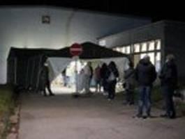 Bundeswehr bereitet sich auf Großeinsatz in der Pandemiebekämpfung vor