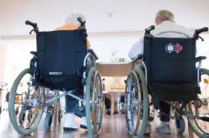 Gesundheit: Berlin regelt Besuchsmöglichkeiten in Pflegeheimen neu