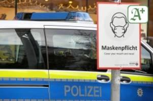 Corona-Notbremse: Mehr Polizei-Kontrollen im Herzogtum und in Stormarn
