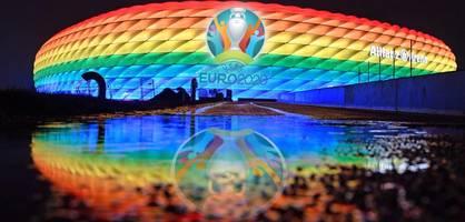 Trotz Einschränkungen bleibt München EM-Spielort