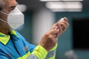 Erstimpfung verringert Corona-Risiko um 65 Prozent
