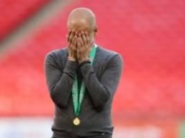 internationaler fußball: manchester city holt vierten ligapokal in serie