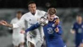 Champions League: Real Madrid und FC Chelsea trennen sich unentschieden