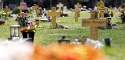 zahl der sterbefälle in deutschland steigt seit mitte april wieder an