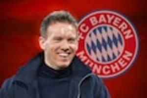 Kommentar - Mit Nagelsmanns Verpflichtung gelingt Bayern ein doppelter Coup