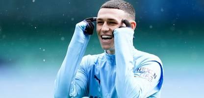 Champions League: Phil Foden / Manchester City: Darum ist Pep Guardiola so vernarrt in diesen 20-Jährigen