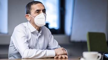 U?ur ?ahin: Biontech-Chef glaubt an Herdenimmunität im Sommer