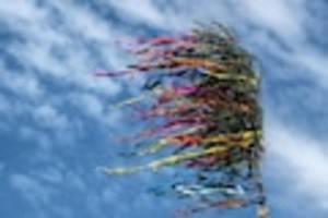 1. mai - baum-klau-aktion ist kein kavaliersdelikt: diese regeln müssen sie beim maibaum beachten