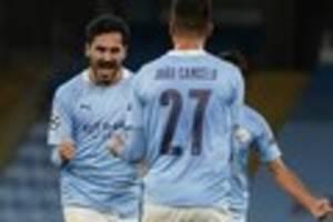 champions league - paris - mancity im live-ticker: gündogan träumt vom titel