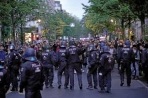 Demonstration: 1. Mai in Berlin - Die wichtigsten Fragen und Antworten