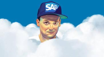 SAP-Vorstandschef Christian Klein: Deutschlands heimlicher Datengigant
