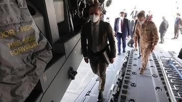 Nach Truppenabzug: Heiko Maas sichert Afghanistan weitere Unterstützung zu