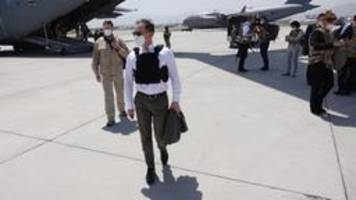 Maas verspricht Afghanistan Hilfe auch nach Truppenabzug