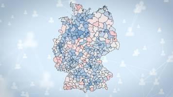 Corona: So viel sind die Deutschen trotz Pandemie unterwegs | Animation