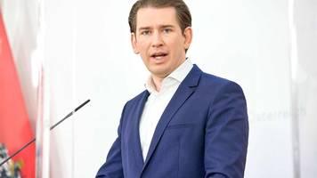Österreich: bewerbung als ausrichter für treffen zwischen putin und biden