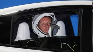 Europäische Weltraumagentur: Astronaut Pesquet fühlt sich wohl auf der Raumstation ISS