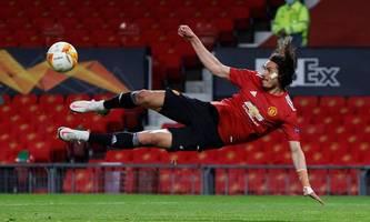 manchester united steht vor dem einzug ins europa-league-finale