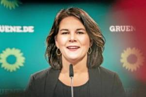 Bundestagswahl: Kanzlerkandidatin der Grünen: Das ist Annalena Baerbock