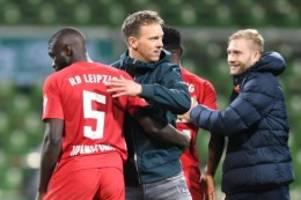 DFB-Pokal: Titeltraum von Nagelsmann lebt weiter - das I-Tüpfelchen