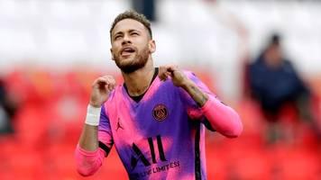 ligue 1 - draxler-vorarbeit,  neymar-tor: psg gewinnt gegen lens
