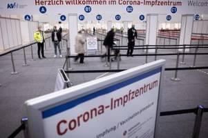 hoffnung auf mehr impftempo - gebremster corona-anstieg?
