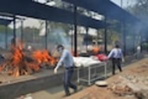 """Tausende Tote jeden Tag - Indiens Covid-Katastrophe: """"Was wir sehen, ist ein Verbrechen gegen die Menschlichkeit"""""""