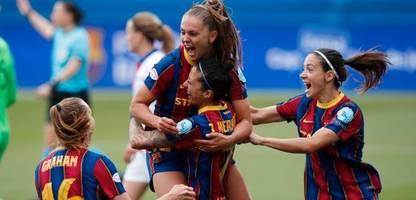 champions league: lieke martens schießt fc barcelona ins finale – 2:1 gegen psg