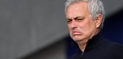 die bundesliga und der fc bayern sind mourinho zu langweilig
