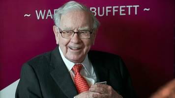 Warren Buffett: US-Wirtschaft hat Berkshire Hathaway beflügelt