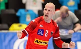 Österreichs Handballer schaffen EM-Qualifikation