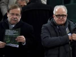 DFB-Machtkampf: Misstrauensvotum gegen alle