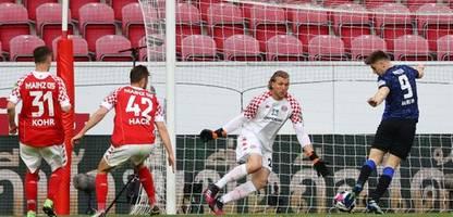 Bundesliga: Hertha BSC spielt remis bei Comeback nach Corona-Quarantäne bei in Mainz 05