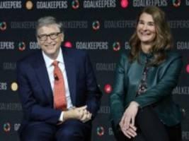 USA: Bill und Melinda Gates lassen sich scheiden